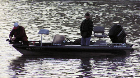 Dan goes fishing for trades